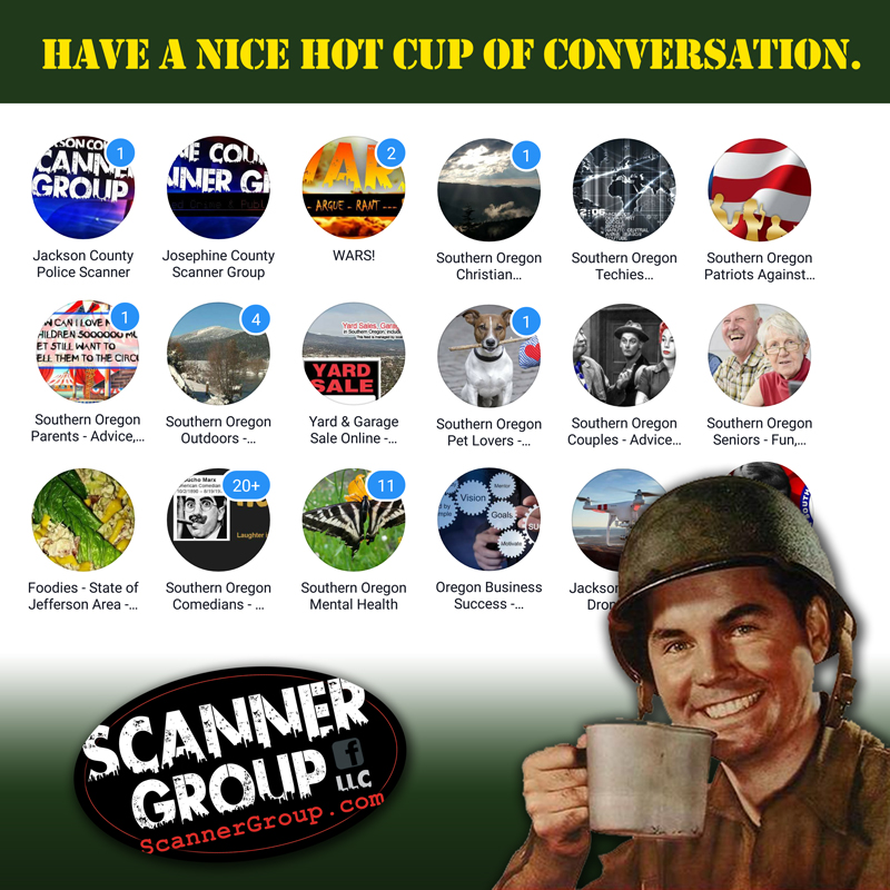 Jackson County Scanner Group | Crime & Public Safety in