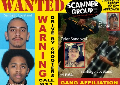 WANTED-Sandoval