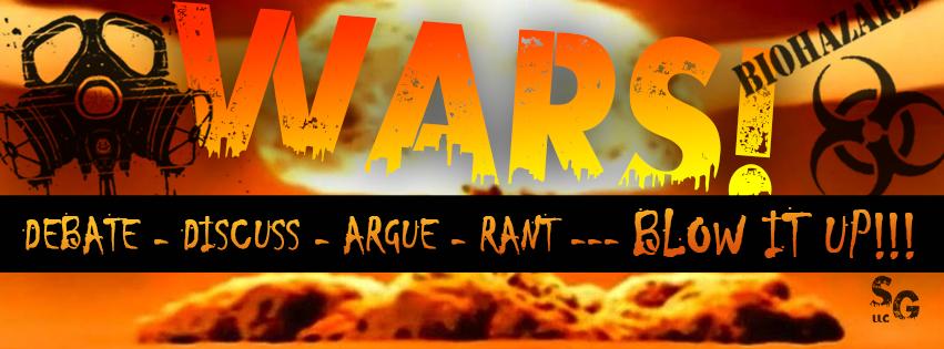 WARS! Debates