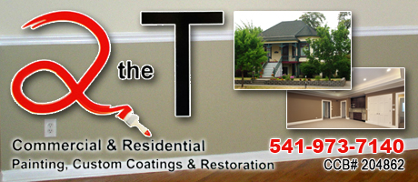 Commercial & Residential Painters in Medford, Oregon