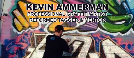 Professional Graffiti Artists | Medford, OR | Kevin Ammerman