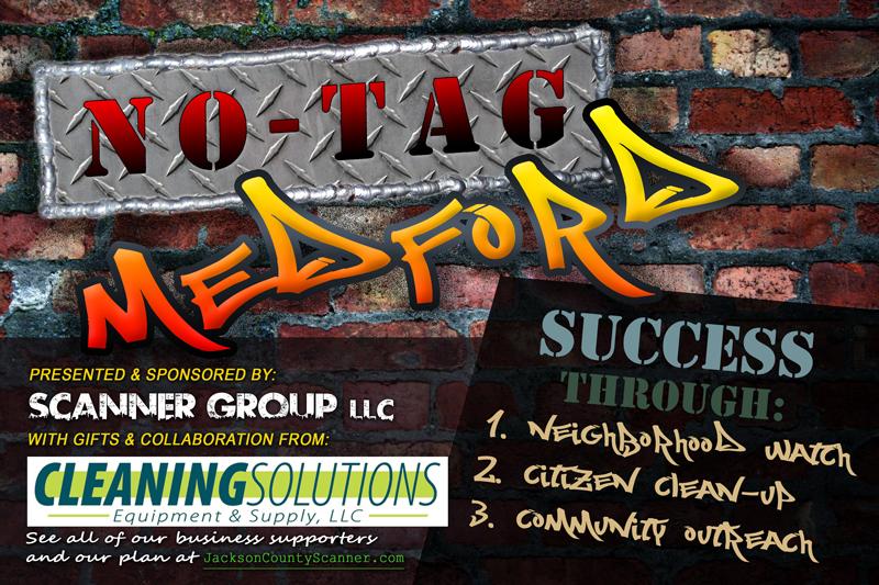 NO-TAG Medford   anti-graffiti and tagging in Medford, Oregon