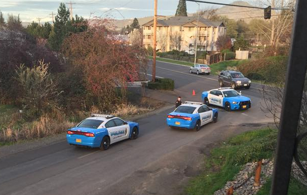 STANDOFF ON ARGYLE COURT:Public Safety Prevails, A Hard Day