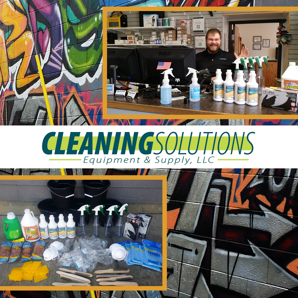 Janitorial & Cleaning Supplies in Medford, Oregon