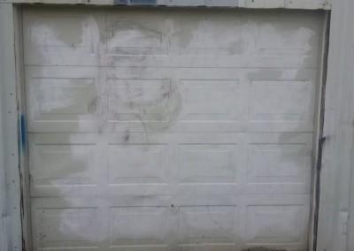 Alley garage