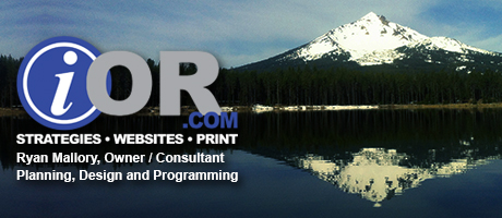 Website developers & printers in Medford, Oregon
