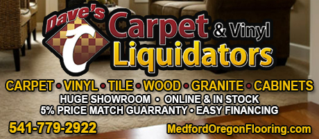 Medford, OR discount and wholesale carpet & vinyl