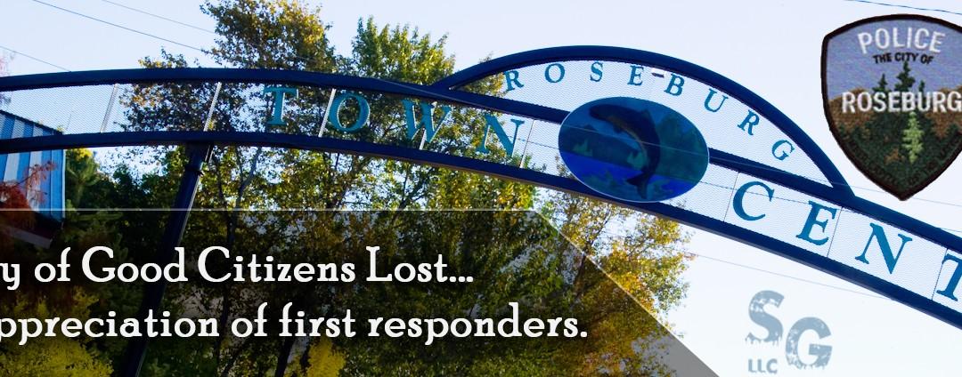 Roseburg, Oregon Shooting Victims Memorial