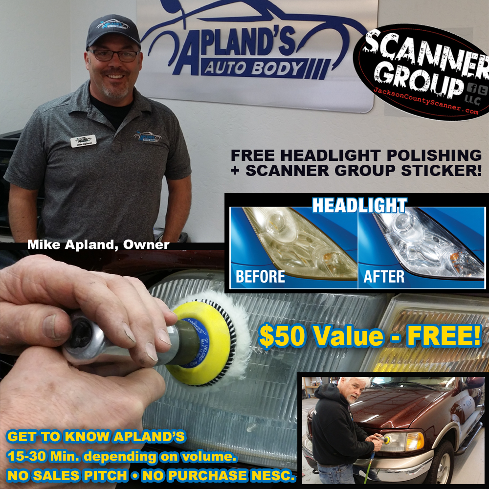 Apland's Auto Body Repair - Medford, OR